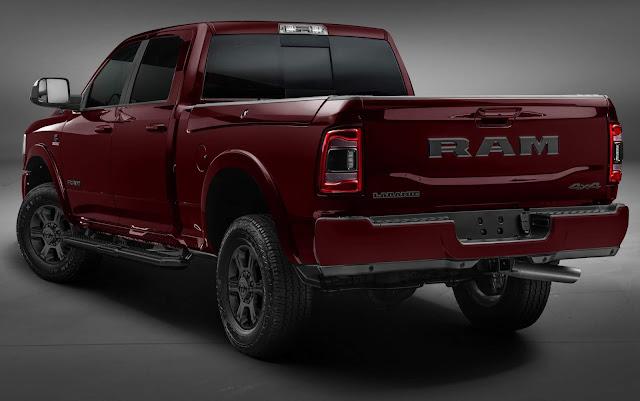 Picape RAM 2500 2020 - Brasil
