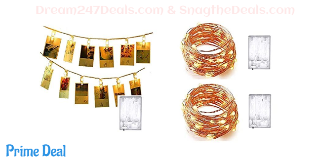 50% OFF airy String Lights 13FT