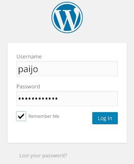 Cara Membuat Situs Website Di Wordpress Dengan Hosting Gratis