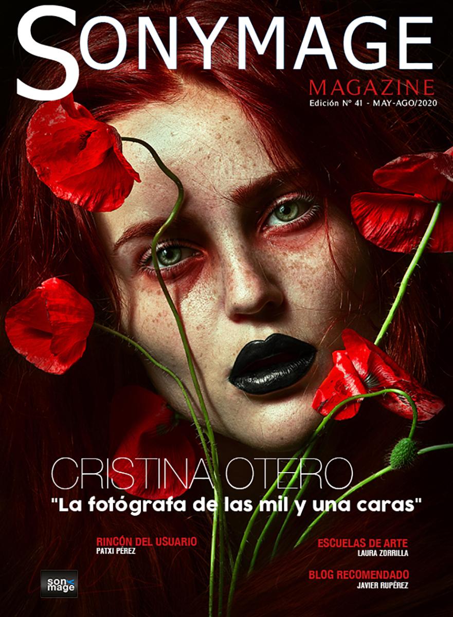 Magazine Sonymage 41