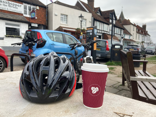 coffee at westerham