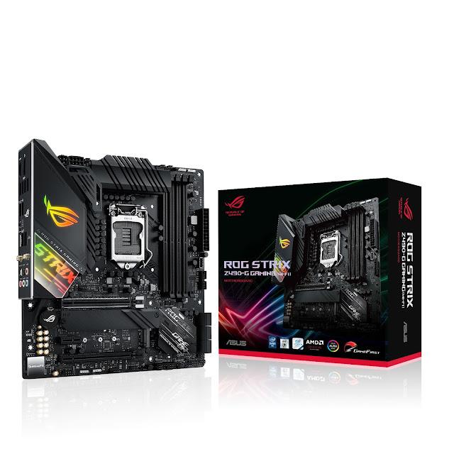 ASUS anuncia a Nova Série de Motherboards Z490