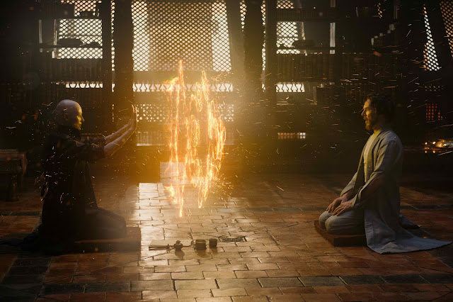 Meet the Characters of Marvel's 'Doctor Strange'