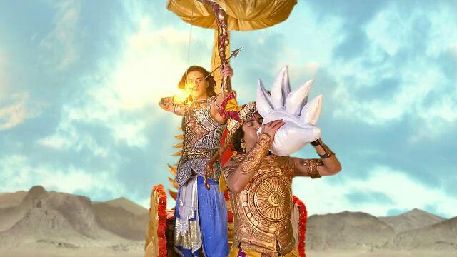 Radha Krishn: Krishna - Arjun Gatha S3 E31 12th October Episode