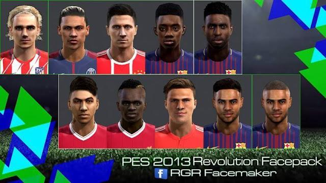 Revolution Facepack PES 2013