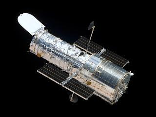 Hubble space telescope, HST