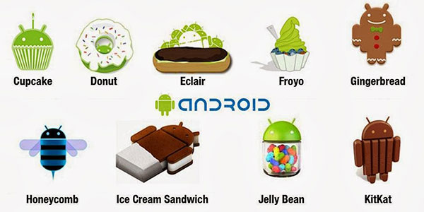 Cara Upgrade Android Jellybean Ke Kitkat Dan Lollipop!