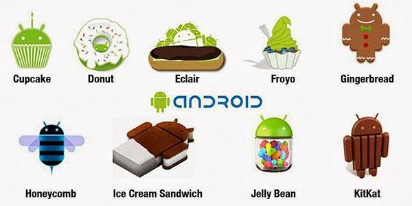 Cara Upgrade Android Jellybean Ke Kitkat Dan Lollipop!