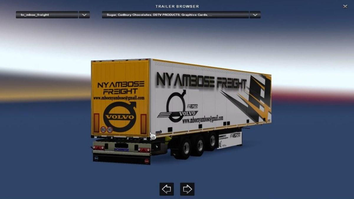 Combo Pack Nyambose Freight