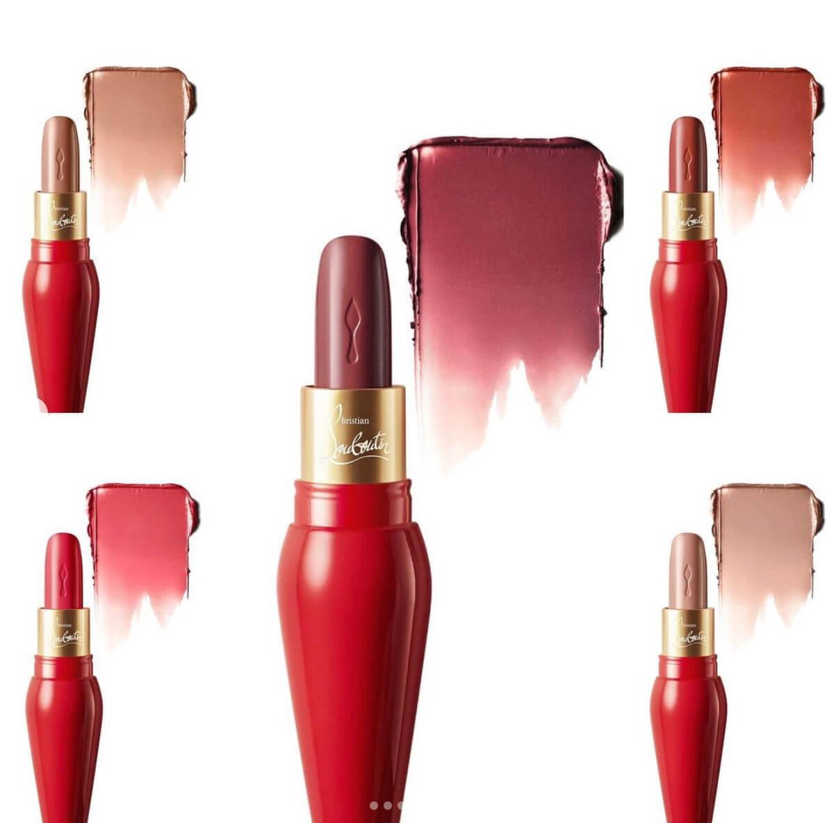 Louboutin Rouge à Lèvres Customisable Automne 2021