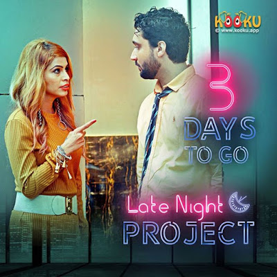 late night project web series kooku poster