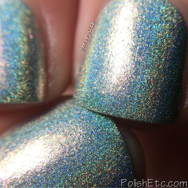 Glitter Daze - Moon Baby Collection - McPolish - Starlit
