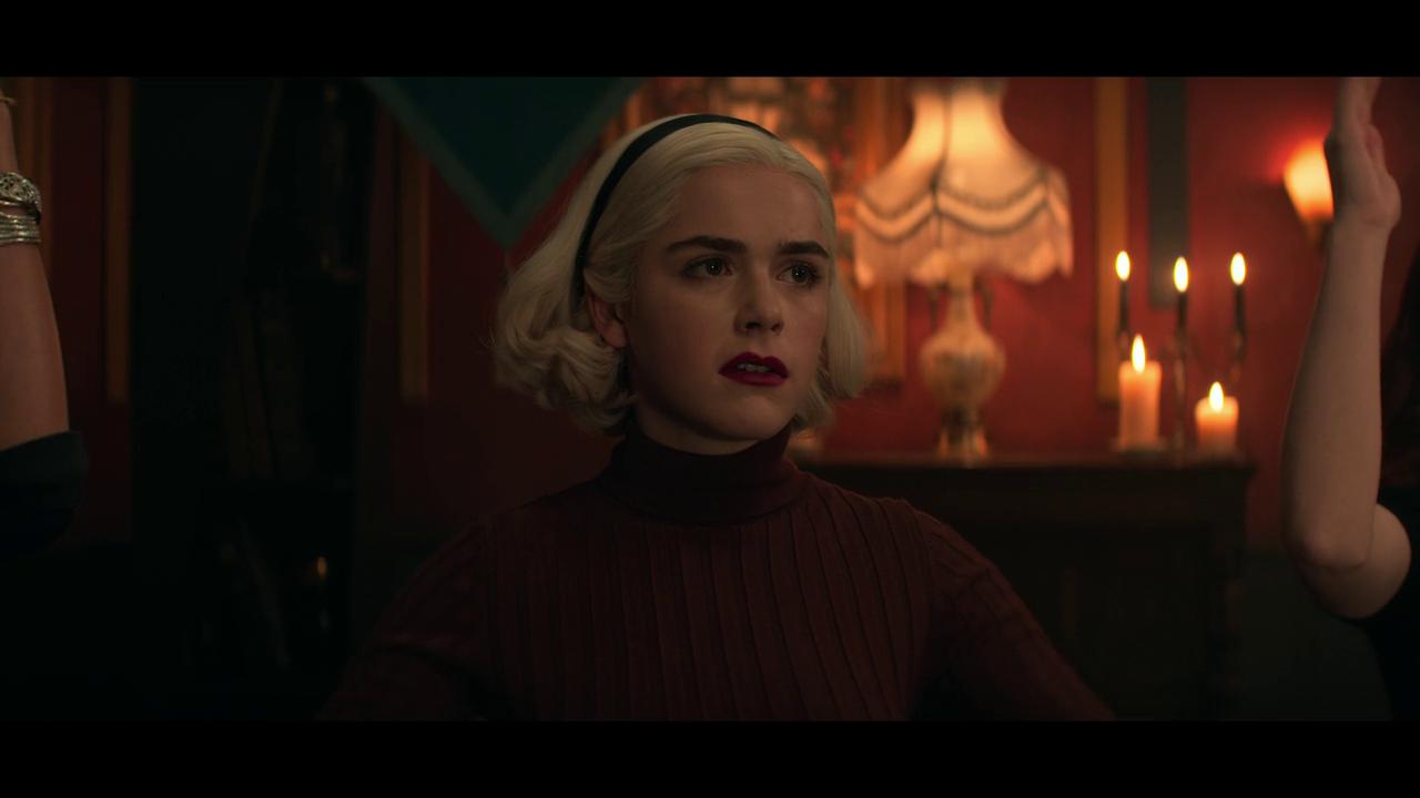El Mundo Oculto de Sabrina Temporada 4 HD 720p Latino