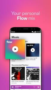 Deezer Music Player Premium v6.1.24.2 Mod Apk