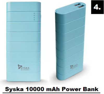 best power bank for mobile in india under 1000