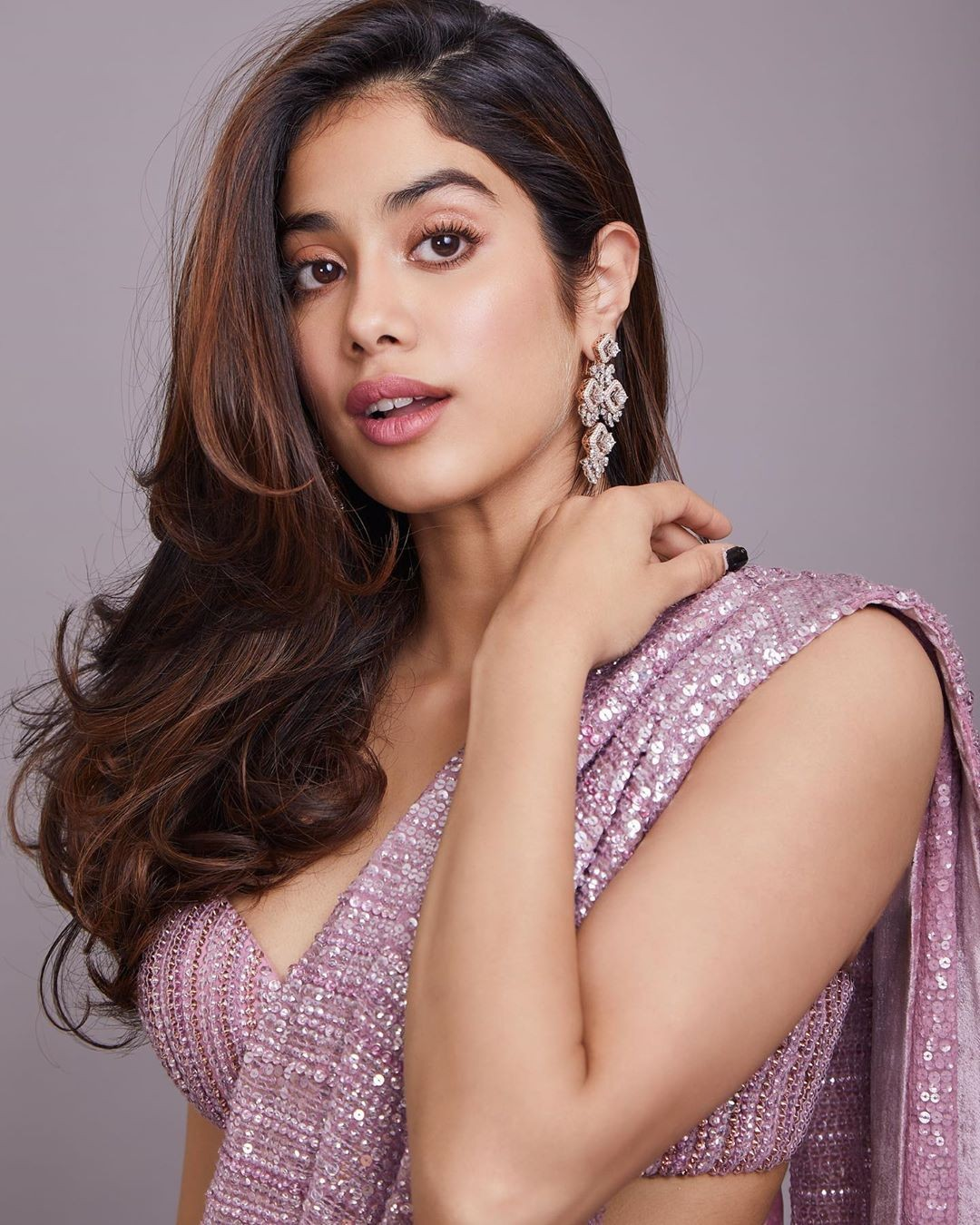 Bollywood actress jhanvi kapoor Stills