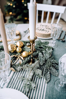 Home Decoration In Winter - It's Christmas Time!