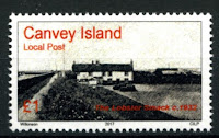 Canvey Local Post Lobster Smack Pub Stamp