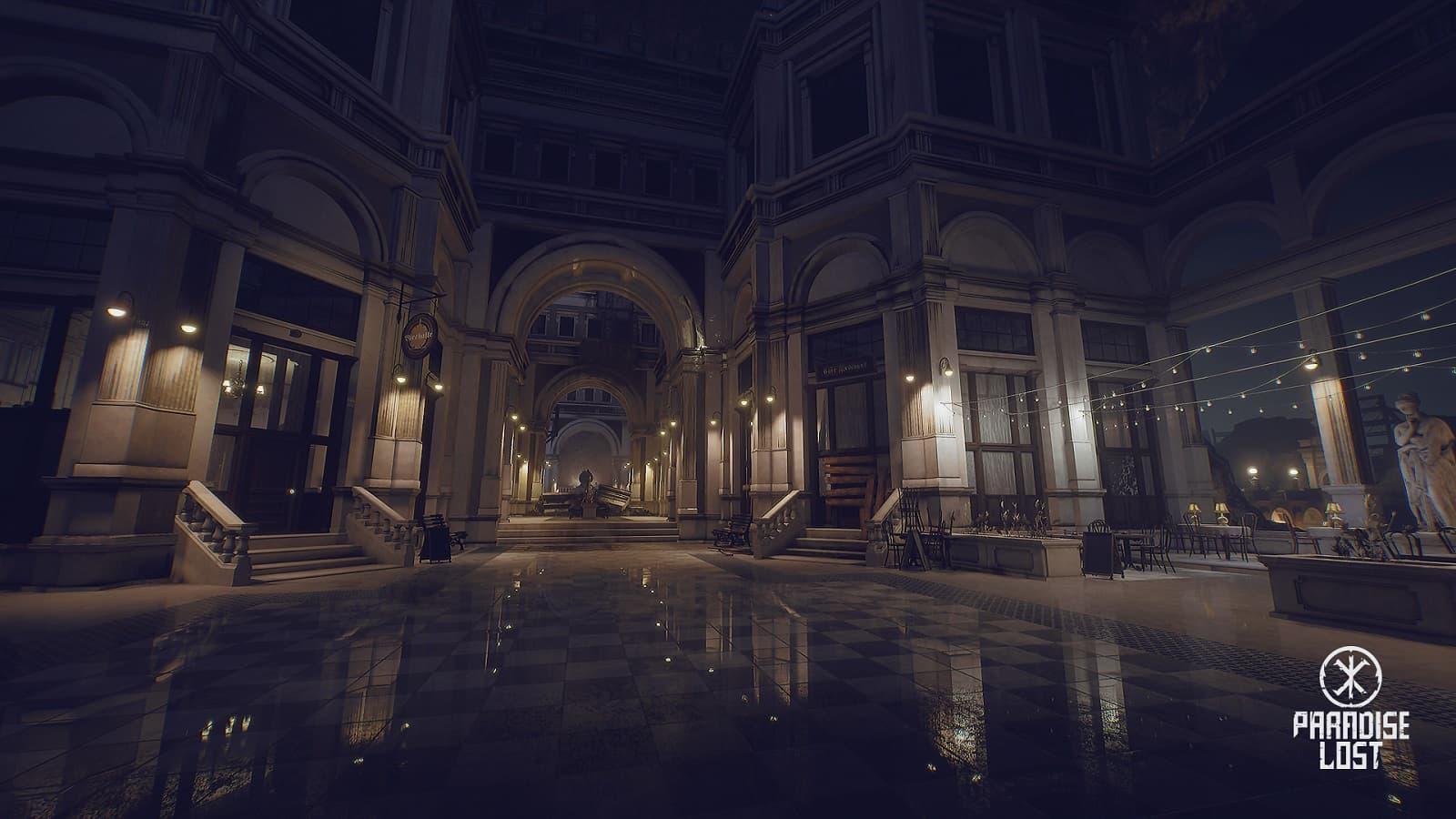 Кинематографичный трейлер и свежие скриншоты фантастического приключения Paradise Lost - 08