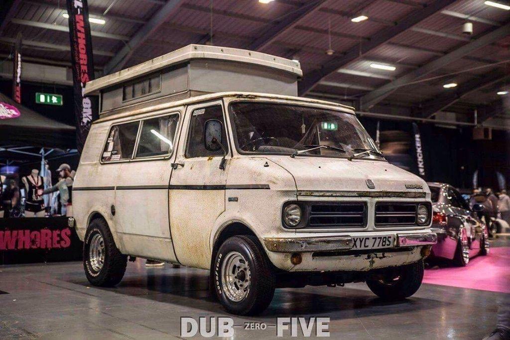 Bedford CF2 Van: Ebay: Bedford CF1 Camper - UK