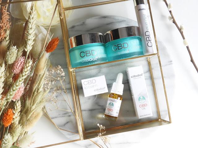 Cibdol review: CBD olie 5% & Natural Glow set - cosmetica met CBD