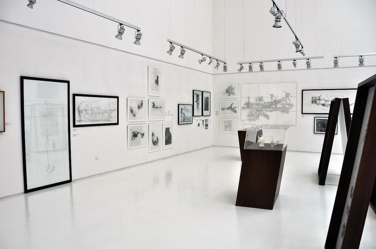 saraben academia: Exhibitions