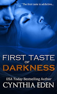 First Taste of Darkness by Cynthia Eden