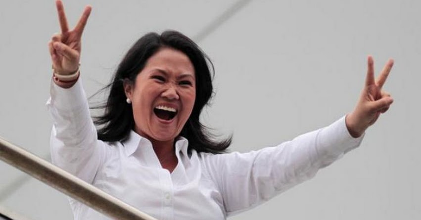El referéndum no va a dar resultados, según Keiko Fujimori