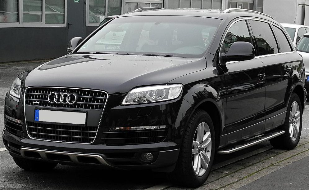 superdrive audi q7 4 2 tdi quattro. Black Bedroom Furniture Sets. Home Design Ideas