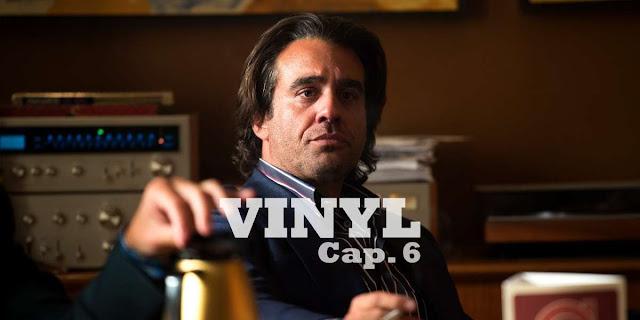 CAP 6 - Richie cae en el pozo de depravación más profundo cuando Devon busca refugio con viejos amigos en el Hotel Chelsea.