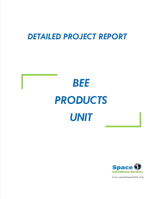 Project Report on Bee Products Unit