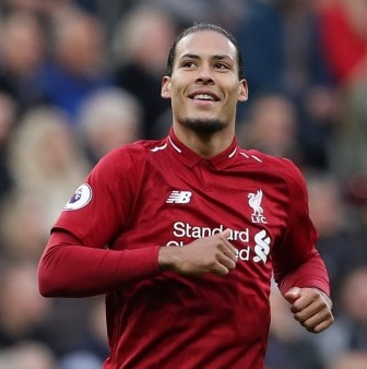 UEFA: Virgil van Dijk, Lucy Bronze Bags The UEFA Player Of The Year Award