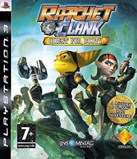 RATCHET & CLANK FUTURE QUEST FOR BOOTY PS3 TORRENT