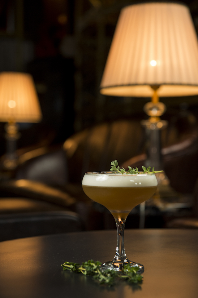 The French Summer cocktail