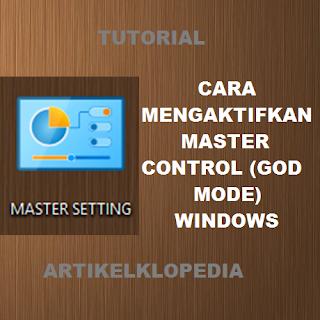 Master Cotrol Mode