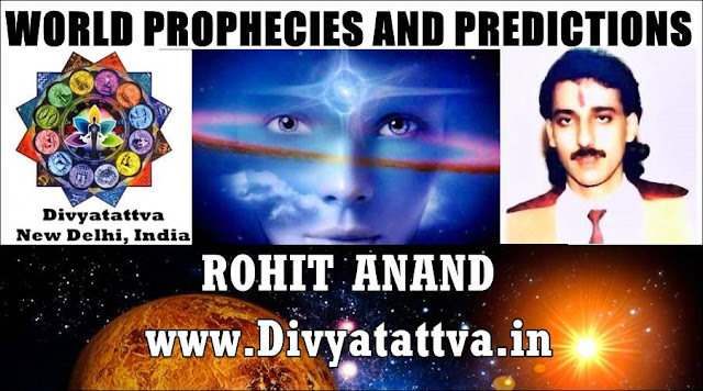 Psychic predictions, prophecy, horoscope , future of world, world wars, nuclear war