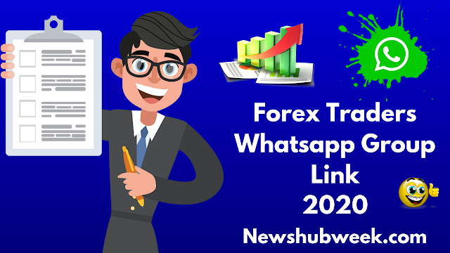 Join 70+ forex traders Whatsapp group links