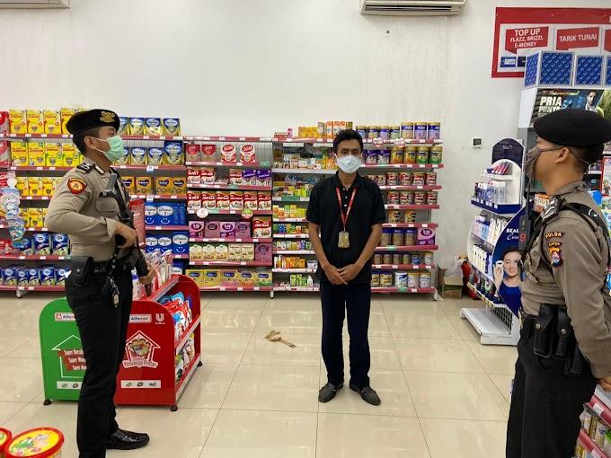 Ditsamapta Polda Banten Lakukan Patroli R4 Guna Mencegah Aksi Kriminalitas di Masyarakat
