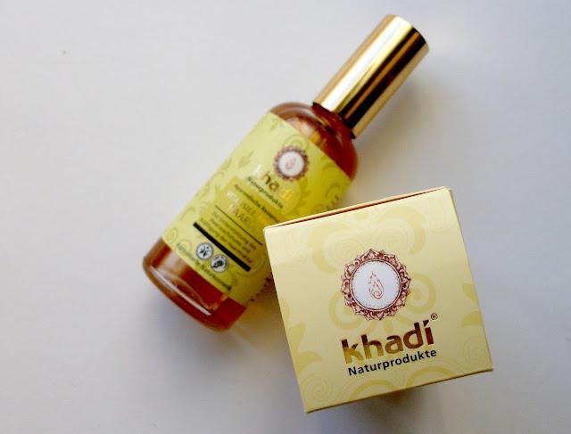 Khadì Vitalising Hair Oil, Ayurvedic treatment review