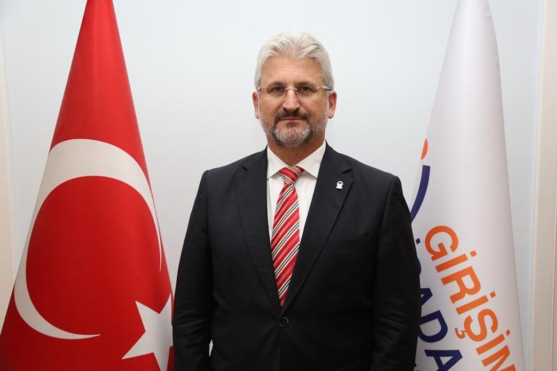 Girişimci İşadamları Vakfı'nın (GİV) Başkanı Mehmet Koç