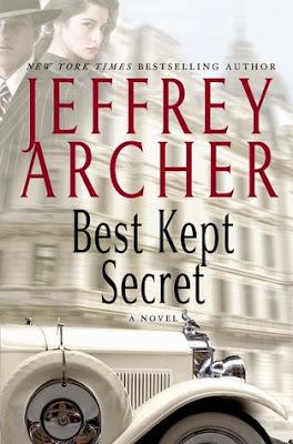 Best Kept Secret by Jeffrey Archer - book cover