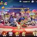 [CN0082] OMG 3Q Trung Quốc - Team Ngụy 4 Kim Tướng - Lực Chiến 281 Triệu