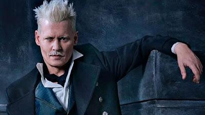 Johnny Depp Afastado do Terceiro Filme da Saga Fantastic Beasts Devido a Polémica com Amber Heard. Quem o Substituirá?