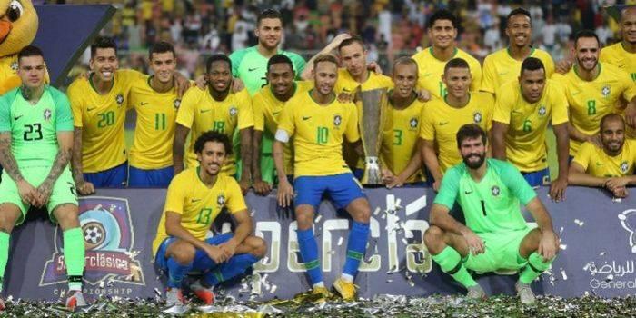 Tim Nasional Brasil Copa America 2019