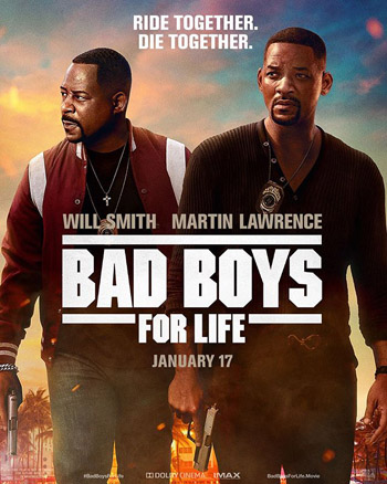 Bad Boys for Life 2020 Dual Audio ORG Hindi 720p BluRay 1.4GB DD5.1Ch ESubs poster