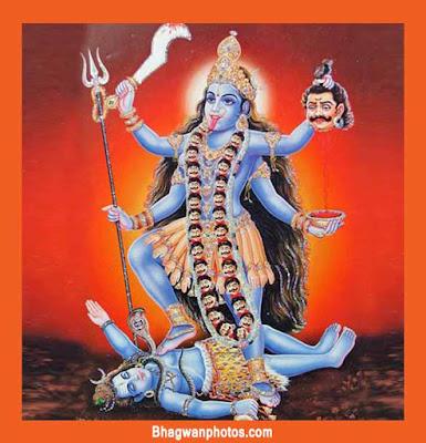 Kalika Devi Images