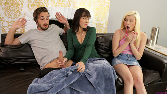 Alana Cruise, Carolina Sweets in Distracted By Dick