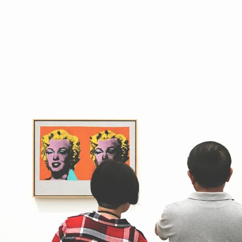 Broad Art Museum DTLA