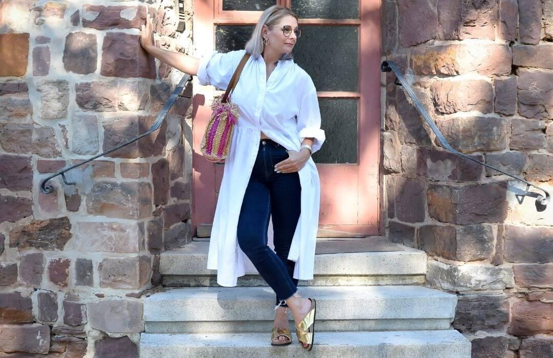 hemdblusenkleid-mit-jeans