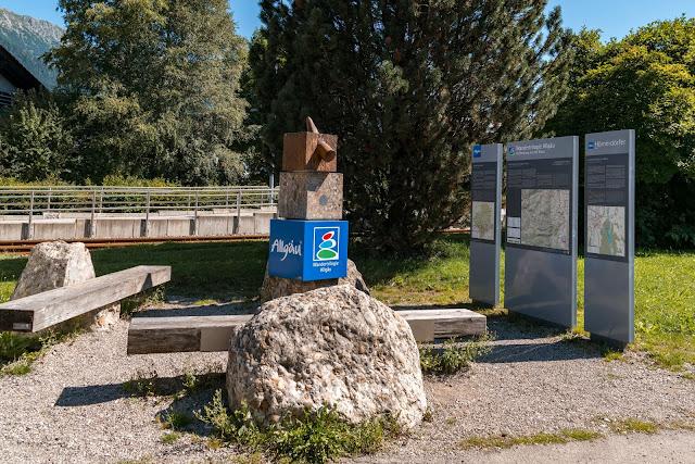 Wandertrilogie Allgäu | Etappe 46+47 Ofterschwang-Fischen-Oberstdorf - Himmelsstürmer Route 07